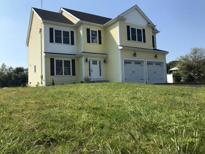 Attleboro Single Family Home For Sale: Lot 91 Pasture Brook Road