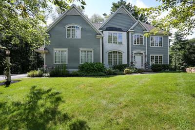 Southborough MA Single Family Home For Sale: $1,049,000