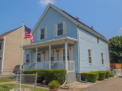 Single Family Home Under Agreement: 384 Huntington Ave