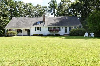 Duxbury Single Family Home For Sale: 27 Winslow Road