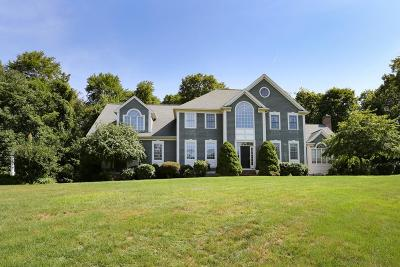 Southborough MA Single Family Home Price Changed: $895,000