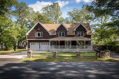 Hopkinton Single Family Home Under Agreement: 27 Priscilla Rd