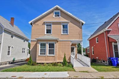 Boston Single Family Home Under Agreement: 34 Houghton St