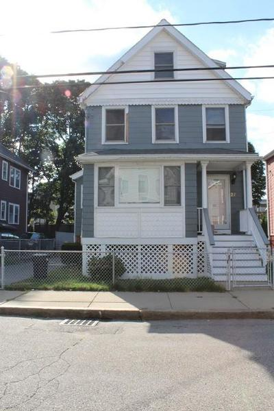 Cambridge Single Family Home Price Changed: 27 Brookford