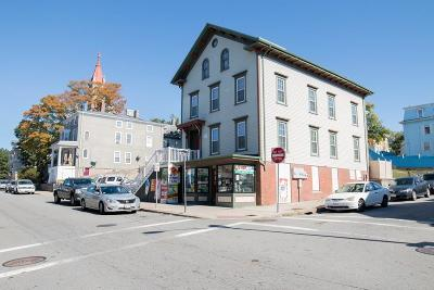 Fall River Multi Family Home For Sale: 201-203 Rock St