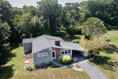 Scituate Single Family Home Contingent: 21 Gates Circle