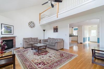 Needham Condo/Townhouse For Sale: 499 Hillside #499