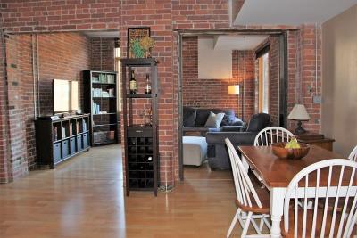 Brockton Condo/Townhouse For Sale: 147 Centre Street #307