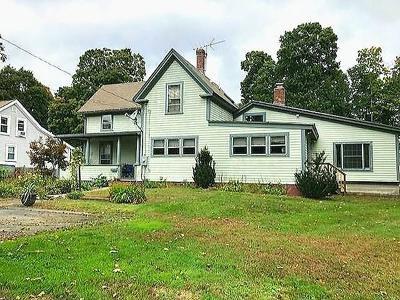 Hudson Single Family Home For Sale: 56 Winter St