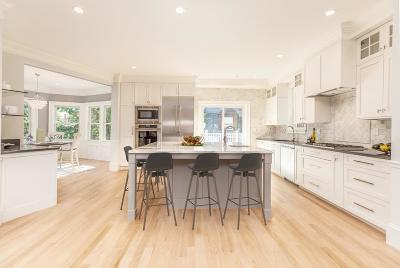 Brookline Condo/Townhouse Under Agreement: 86 Westbourne Terrace #86