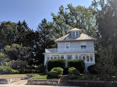 Boston Single Family Home Under Agreement: 554 Weld St