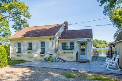 Wareham Single Family Home Under Agreement: 10 Old Woods Rd