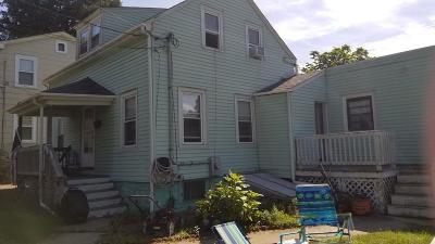 Braintree Single Family Home Contingent: 49 Dewey Rd