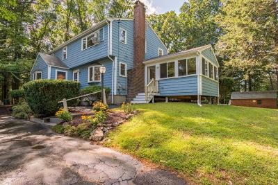 Wenham Single Family Home Under Agreement: 22 Leigh Rd
