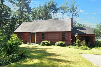 Sudbury Single Family Home Under Agreement: 301 Hudson Rd