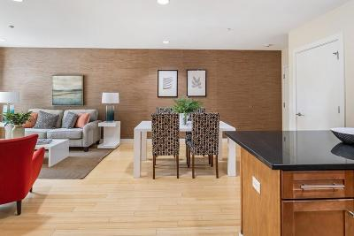 Condo/Townhouse Under Agreement: 99 Chestnut Hill Ave #306