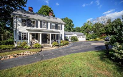 Westwood Single Family Home For Sale: 390 High St