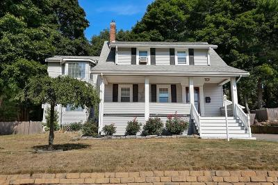 Braintree Single Family Home Under Agreement: 51 Thayer Rd