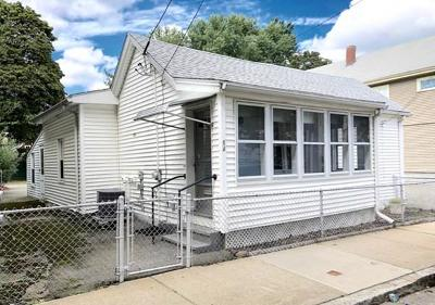 Cambridge Single Family Home Under Agreement: 14 Jackson St