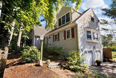 Wayland Single Family Home For Sale: 7 Meadowview Rd