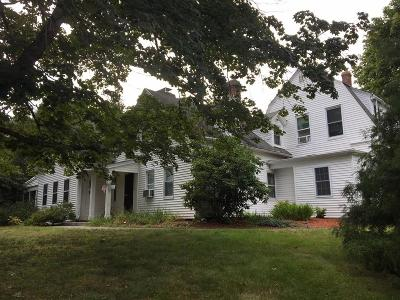 Framingham Condo/Townhouse Contingent: 72 Apple D'or Road #C