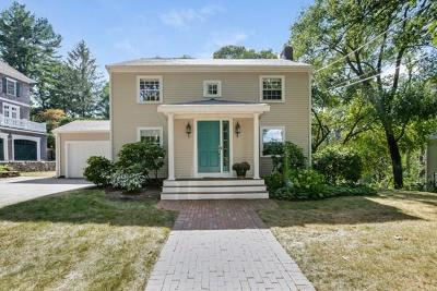 Single Family Home Under Agreement: 354 Woodland Road