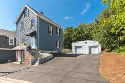 Woburn Single Family Home For Sale: 992 Main Street