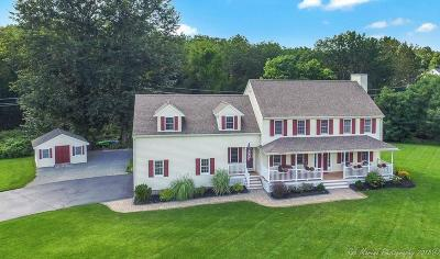 Methuen, Lowell, Haverhill Single Family Home For Sale: 9 Powdermill Rd