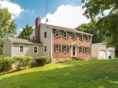 Wenham, Hamilton Single Family Home Contingent: 4 Daniels Rd