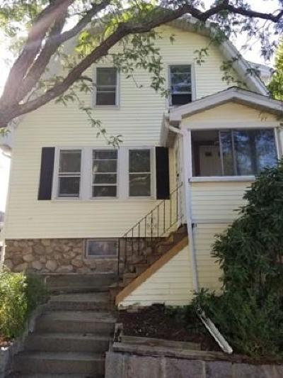 Quincy Single Family Home For Sale: 16 Richard Street