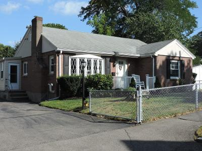 Quincy Single Family Home Under Agreement: 22 Frederick Street
