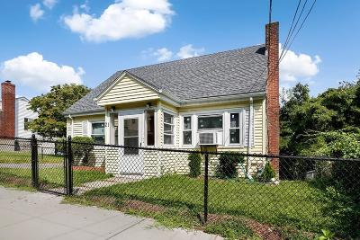 Boston Single Family Home Under Agreement: 21 Lodgehill Rd