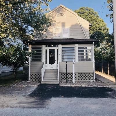 Medford Single Family Home Contingent: 15 Draper St