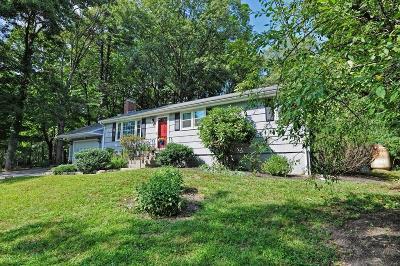 Holliston Single Family Home Under Agreement: 179 Locust Street