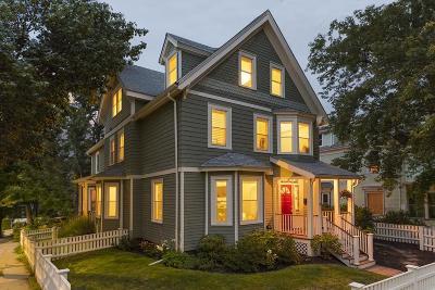 Somerville Single Family Home Under Agreement: 41 Claremon St
