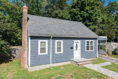 Boston Single Family Home Contingent: 16 Bryant Rd