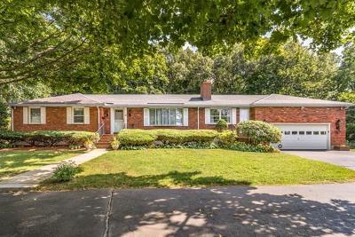 Woburn Single Family Home Under Agreement: 10 Bruno Terrace