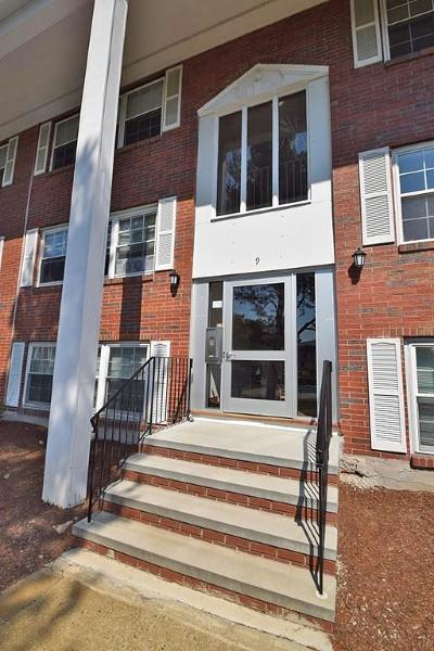 Weymouth Condo/Townhouse For Sale: 9 Tara Dr #1