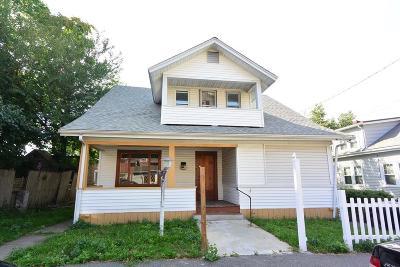 Revere Single Family Home Under Agreement: 65 Victoria St