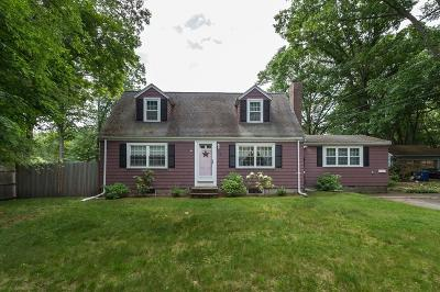 Wakefield Single Family Home Contingent: 81 Aldrich Rd