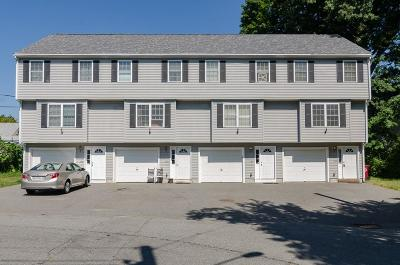 Lowell Condo/Townhouse Under Agreement: 14 Leverett St #D