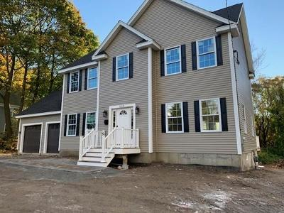 Methuen, Lowell, Haverhill Single Family Home For Sale: 622 Prospect