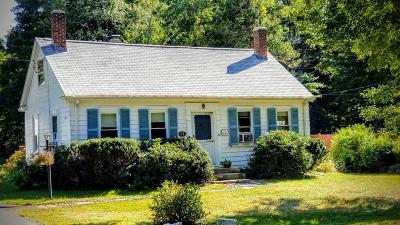 Easton Single Family Home Price Changed: 12 Highland St