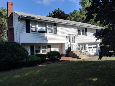 Framingham Single Family Home Contingent: 9 Michaud Drive