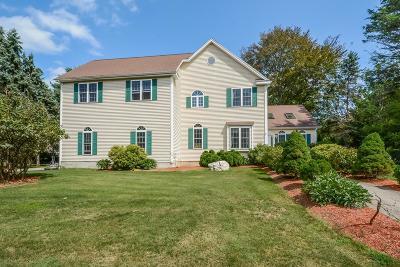 Southborough MA Single Family Home For Sale: $850,000