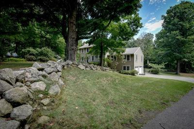 Hopkinton Single Family Home Under Agreement: 89 Front St