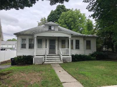 Watertown Single Family Home Under Agreement: 40 Robbins Road