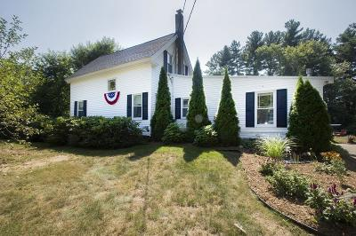 Hanover Single Family Home Back On Market: 368 Cedar St