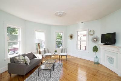 Brookline Condo/Townhouse Under Agreement: 68 Chestnut St #3