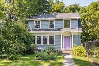 Andover Single Family Home Contingent: 35 Lowell St